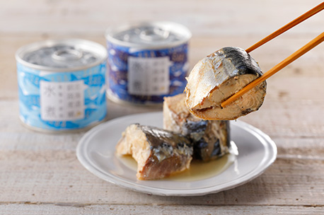 北海道産 鯖水煮